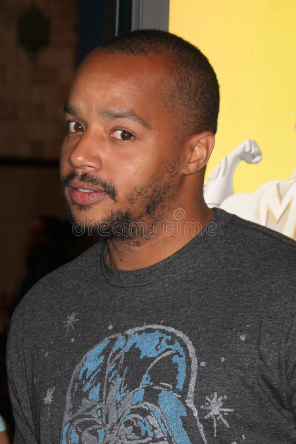 Download Donald Faison editorial stock image. Image of premiere - 27156819