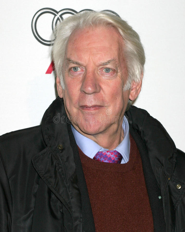 Download Donald Sutherland editorial image. Image of premiere - 26358920