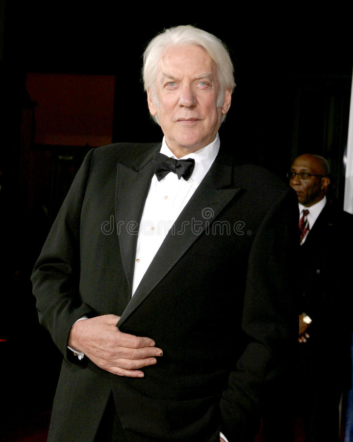 Download Donald Sutherland editorial photo. Image of sutherland - 31852901