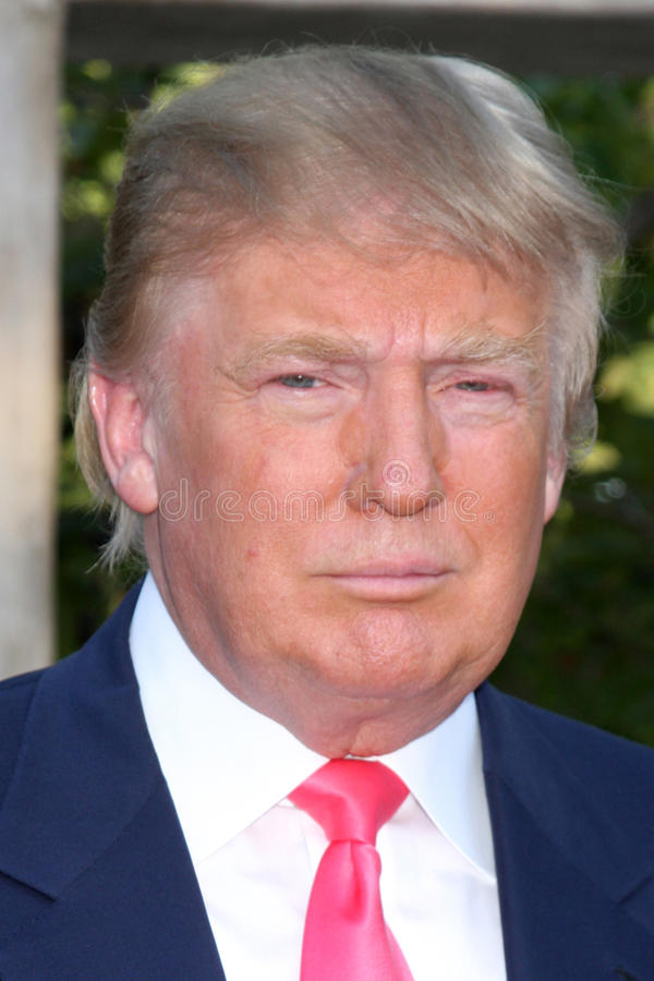 Donald Trump royalty free stock images