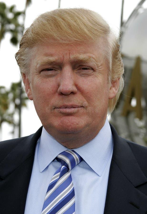 Donald Trump royaltyfri foto