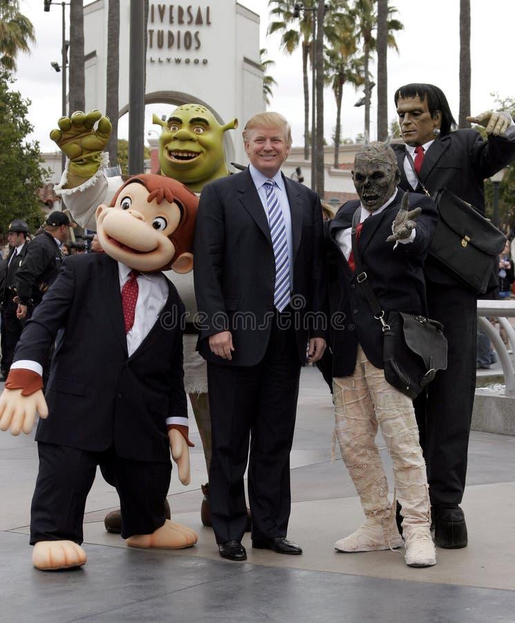 Donald Trump photo libre de droits