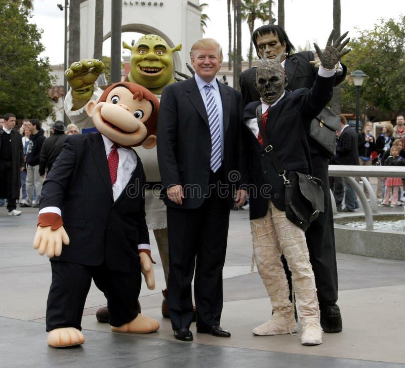 Donald Trump photographie stock libre de droits