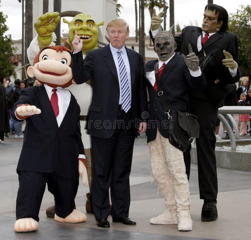 Donald Trump images libres de droits