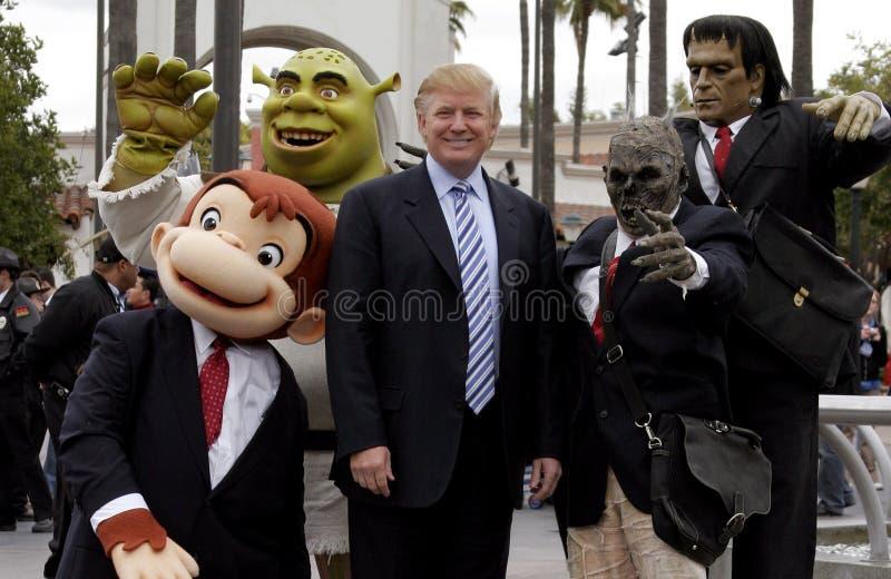 Donald Trump image libre de droits