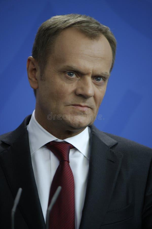 Donald Tusk lizenzfreie stockfotos