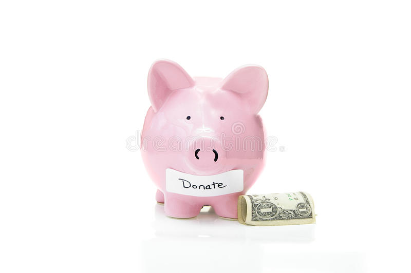 Download Donate money stock image. Image of wealth, pink, give - 18979073