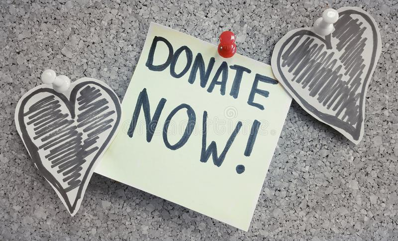 Donate the money corporate photography royalty free stock photography