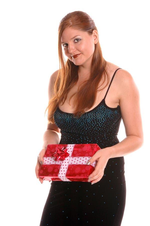 Donateur De Cadeau Image libre de droits
