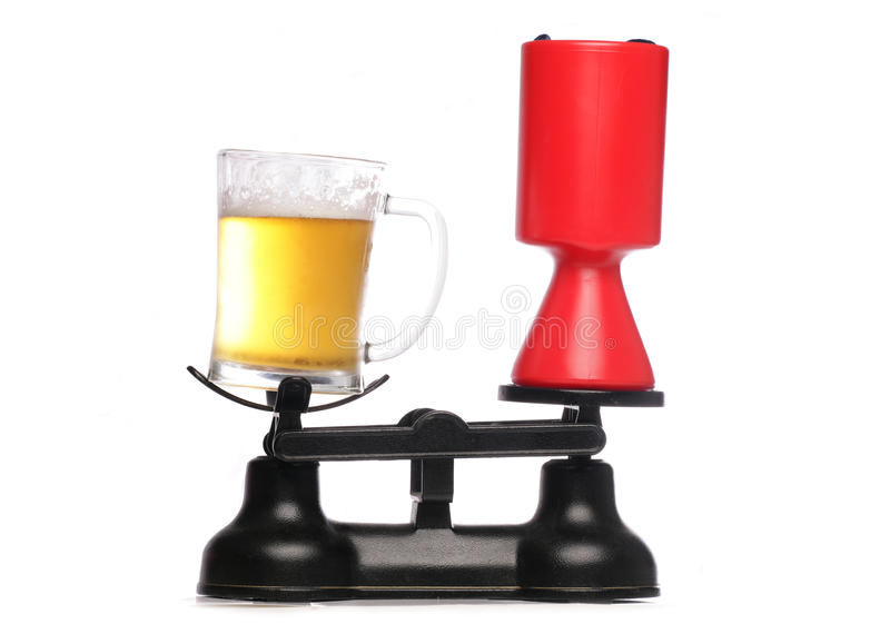 Download Donating To Charity Or Pint Of Beer Stock Image - Image: 16512301