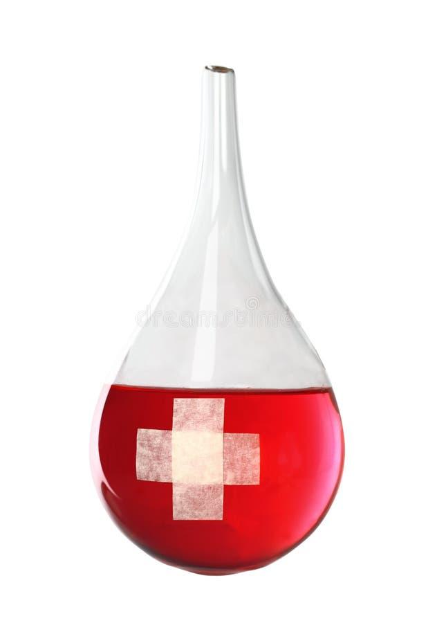 Donation de sang photos stock