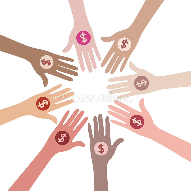 Download Donation stock image. Image of parts, group, human, friends - 36357933