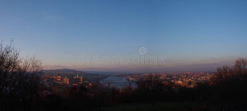 Donau fotografia stock