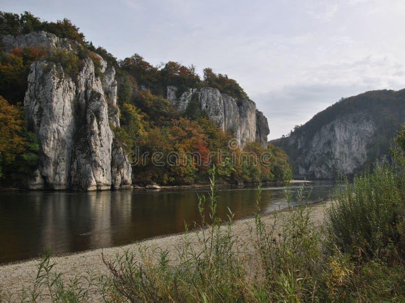 Donau стоковая фотография rf