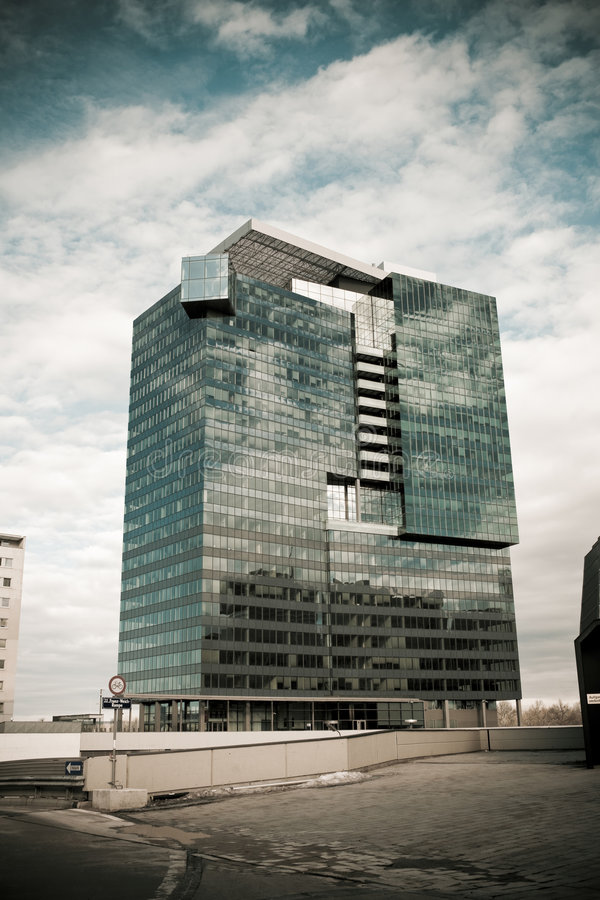 Free Donau City Tower Royalty Free Stock Photos - 7937128
