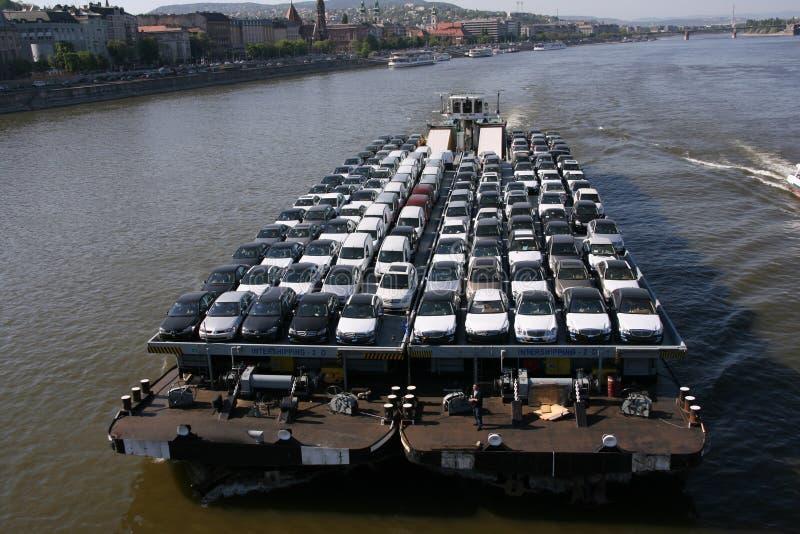 Donau-Verschiffen