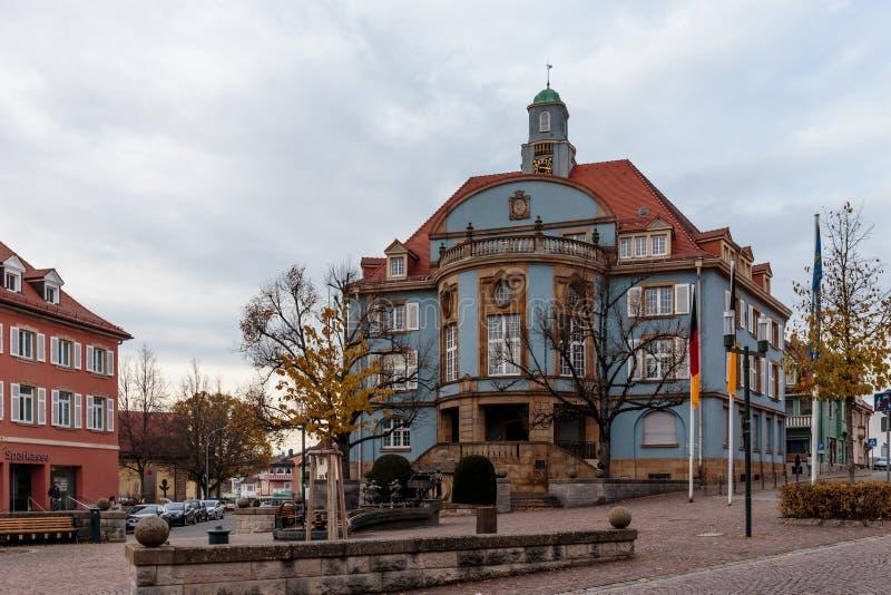 Donaueschingen lizenzfreie stockbilder