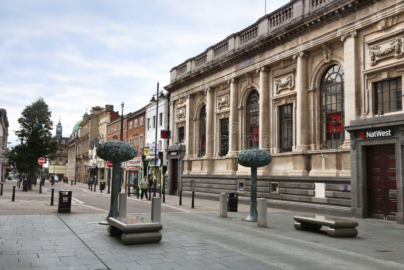 Doncaster photographie stock libre de droits