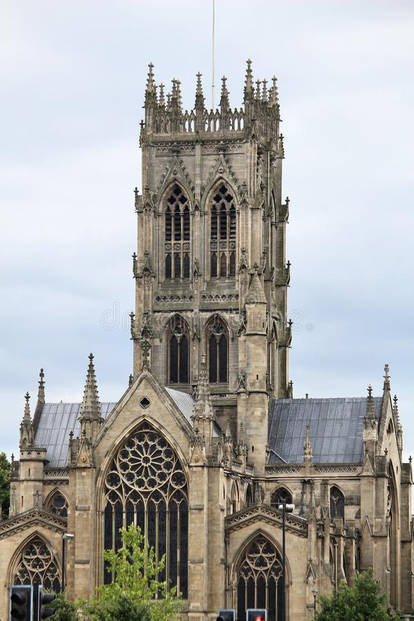 Doncaster Minster royalty free stock photography