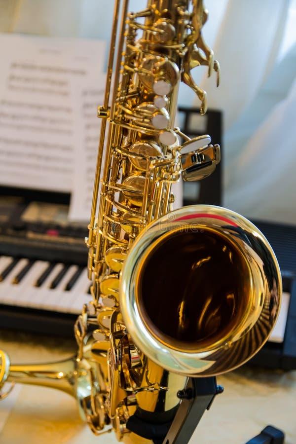 Donde hace la melodía, foto de archivo libre de regalías