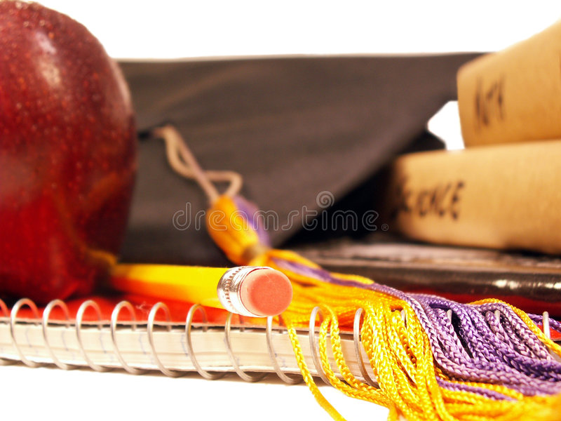 Done with school stock photos