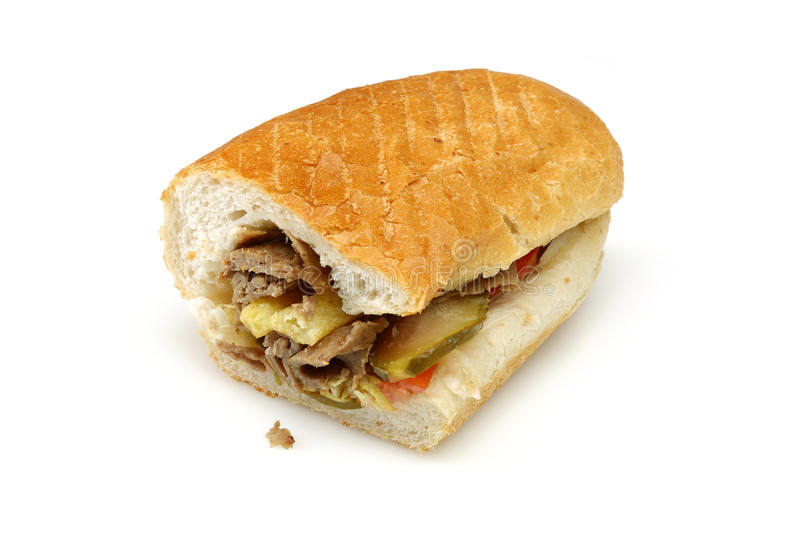 Doner Bread stock images