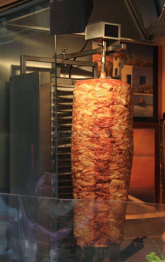 doner kabab 库存图片