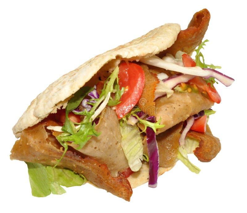 Doner Kebab στοκ φωτογραφία με δικαίωμα ελεύθερης χρήσης
