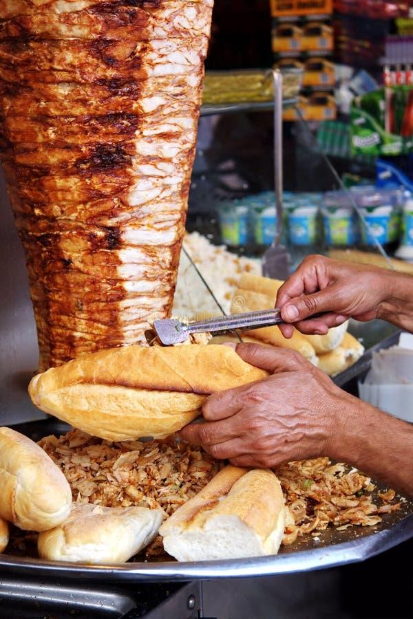 doner kebab zdjęcie royalty free