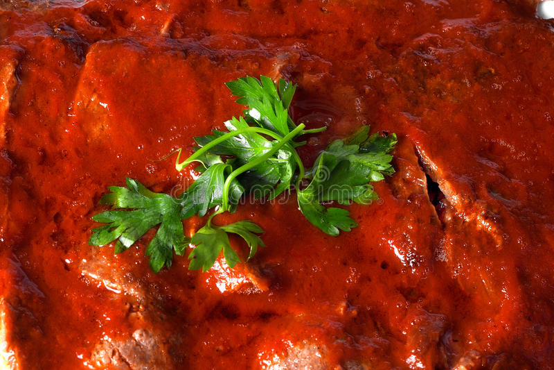 doner kebap ντομάτα σάλτσας στοκ εικόνα με δικαίωμα ελεύθερης χρήσης