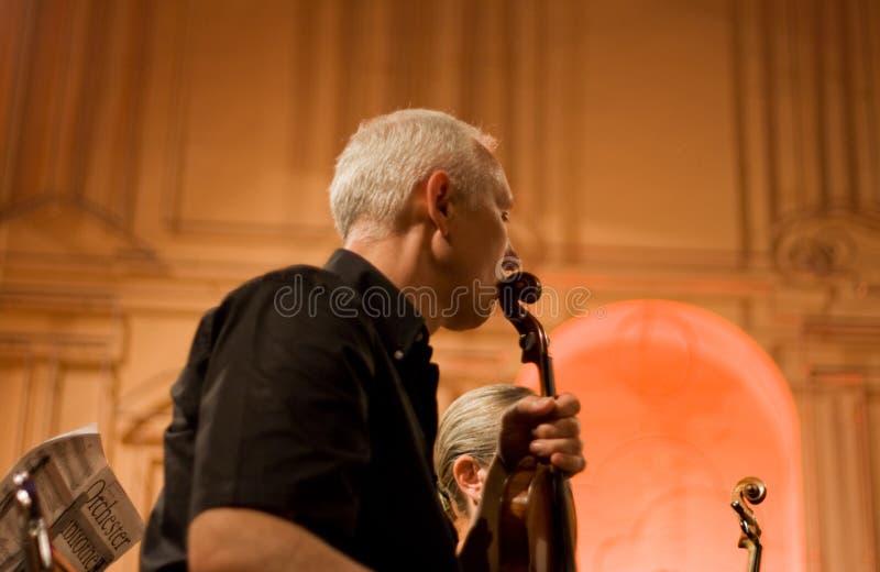 Donetsk-Opern-Orchester lizenzfreies stockfoto
