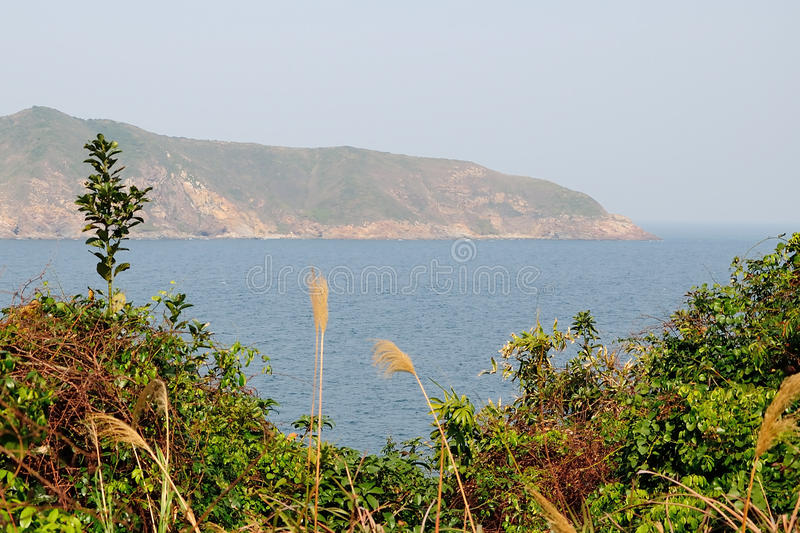 Dongao Island Coast stock images