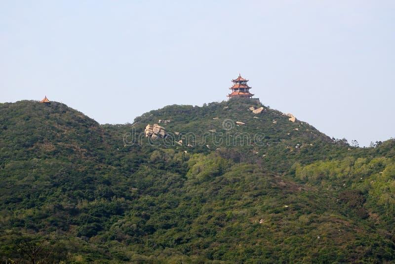 Dongao island scenery royalty free stock photos