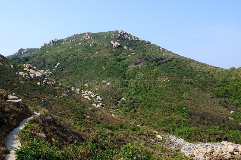 Dongao island scenery stock photography
