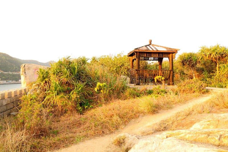Dongao island scenery stock photos