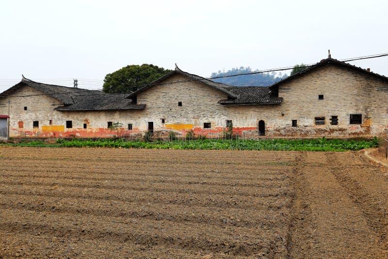 Donghuping culture village in China. Donghuping culture village is located in Shixing County, Shaoguan City, Guangdong Province , china photo taken on Jun ,2015 royalty free stock photos