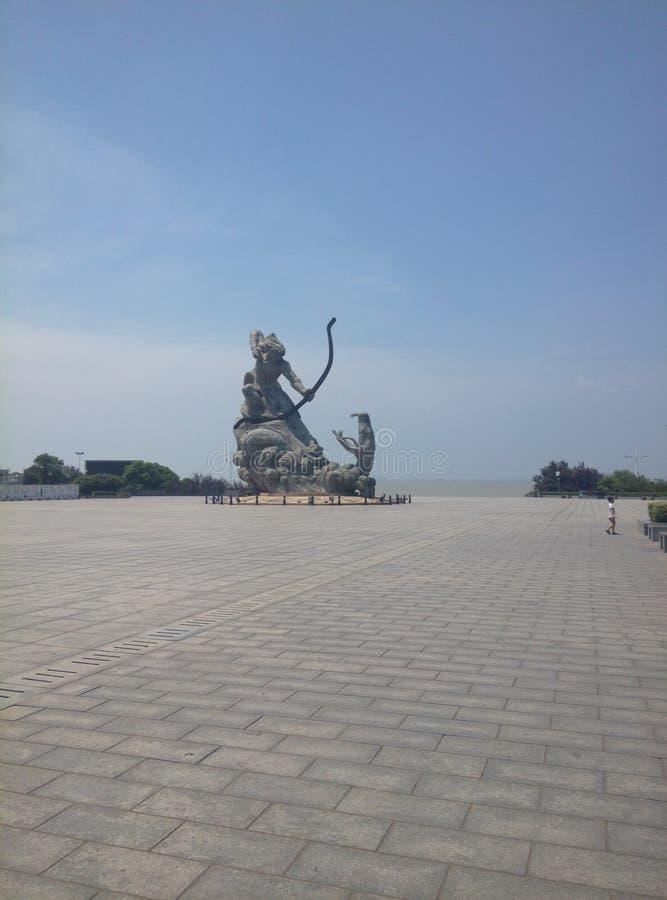 Dongting lake royalty free stock image