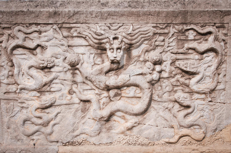 Dongyue świątynia zdjęcia stock