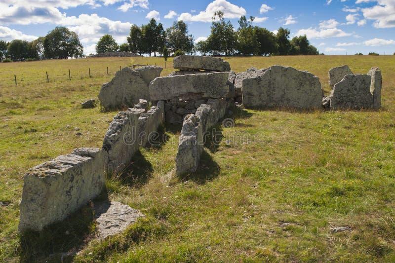 doniosły megalit obrazy royalty free