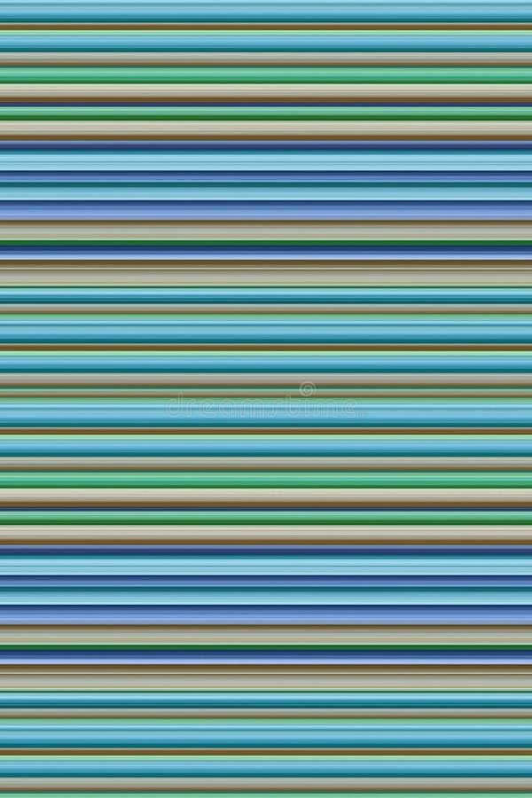 Donker abstract houten horizontaal de rij blauwgroen beige van geribbeld paneel verticaal logboeken als achtergrond royalty-vrije stock foto's