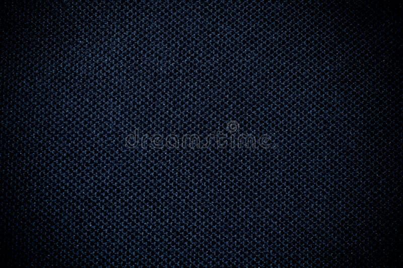 Donker grungecanvas royalty-vrije stock afbeeldingen