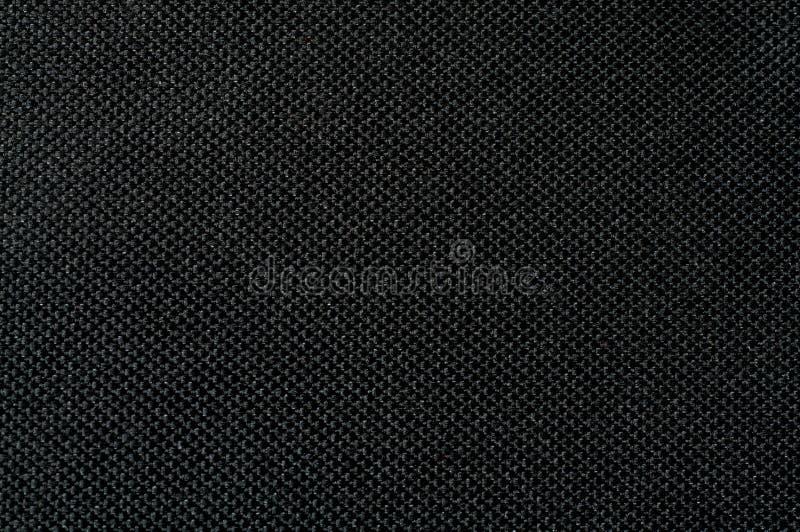 Donker grungecanvas stock afbeelding