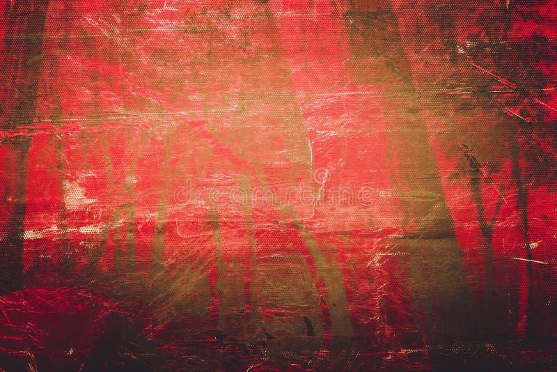 Donker strepen geometrisch patroon royalty-vrije stock afbeelding