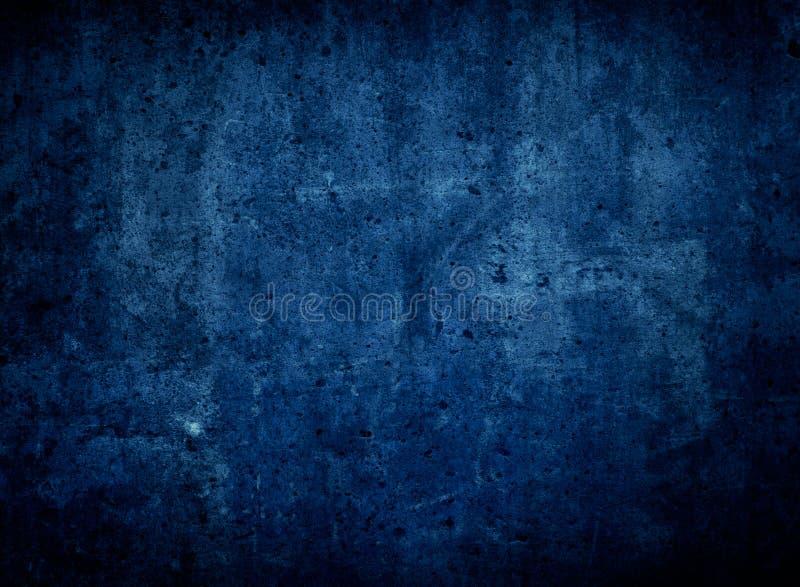 Donkerblauwe Textuur Als achtergrond royalty-vrije stock afbeelding