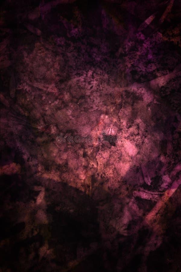 Donkere Abstracte Textuurachtergrond royalty-vrije stock afbeelding
