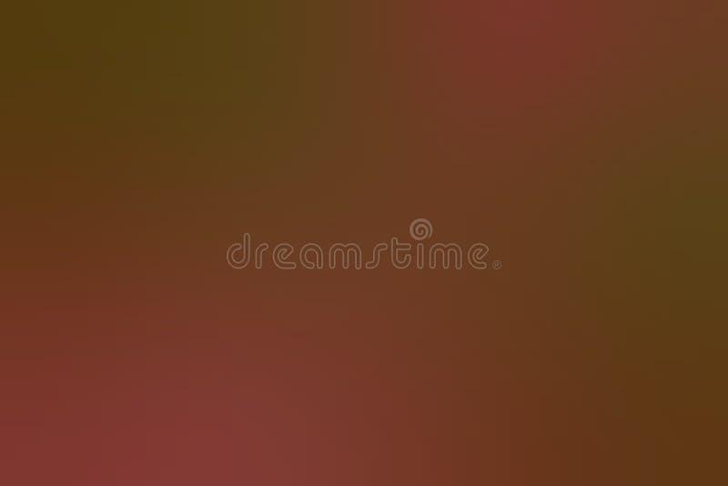 Donkere bruine gradiënt met zacht achtergrond en behang Vector vector illustratie