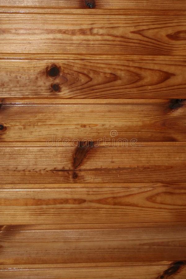 Donkere bruine plank royalty-vrije stock afbeeldingen
