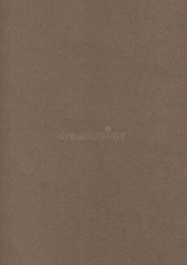 Donkere bruine retro het document van stijlkraftpapier achtergrond royalty-vrije stock afbeeldingen