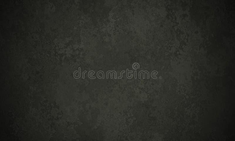 Donkere concrete textuur als achtergrond stock afbeelding