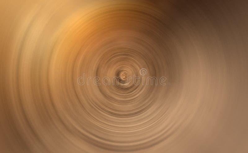 Donkere gouden onduidelijk beeld grafische achtergrond stock illustratie